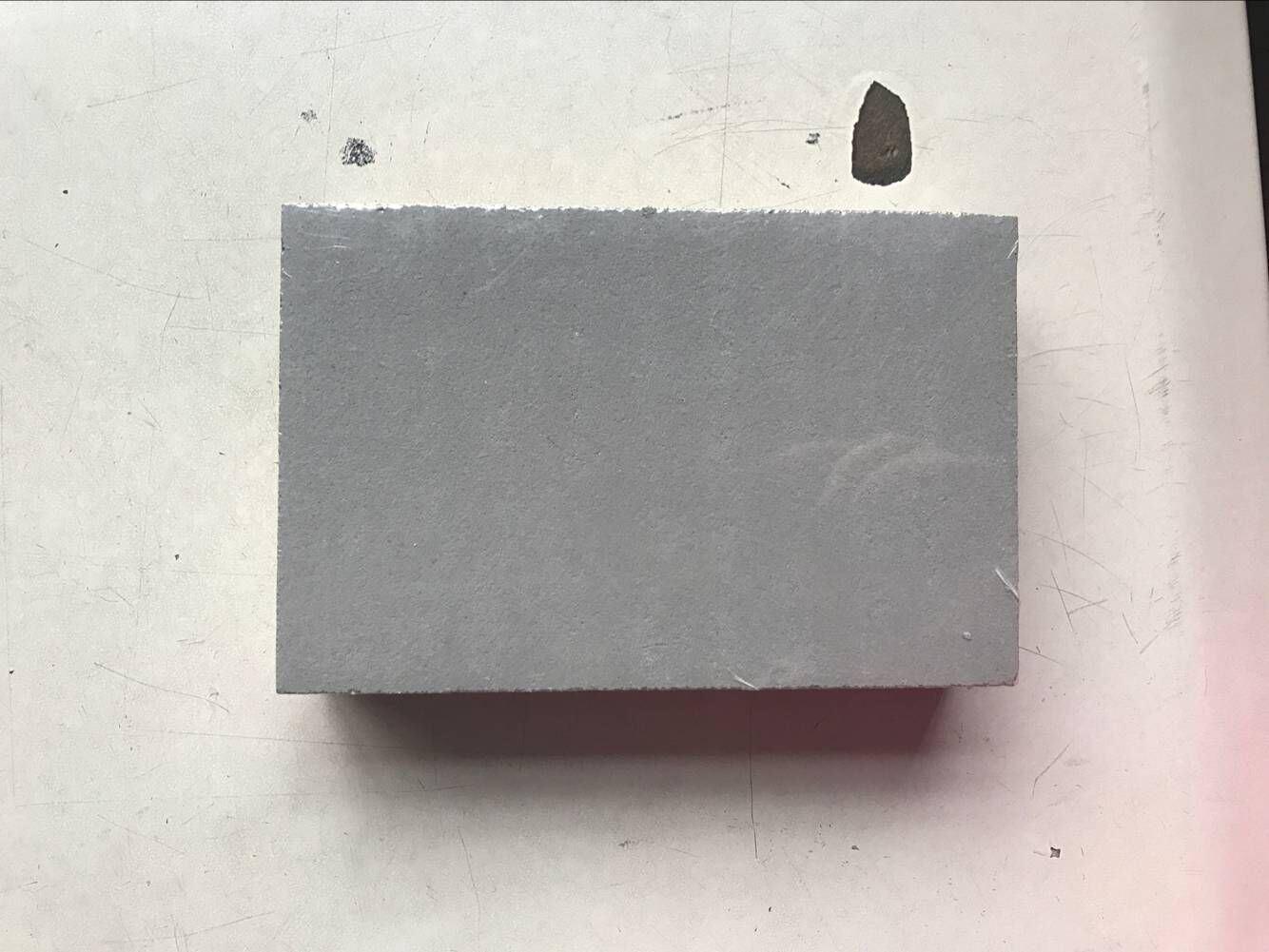 Gypsum Film with Coated Tissue