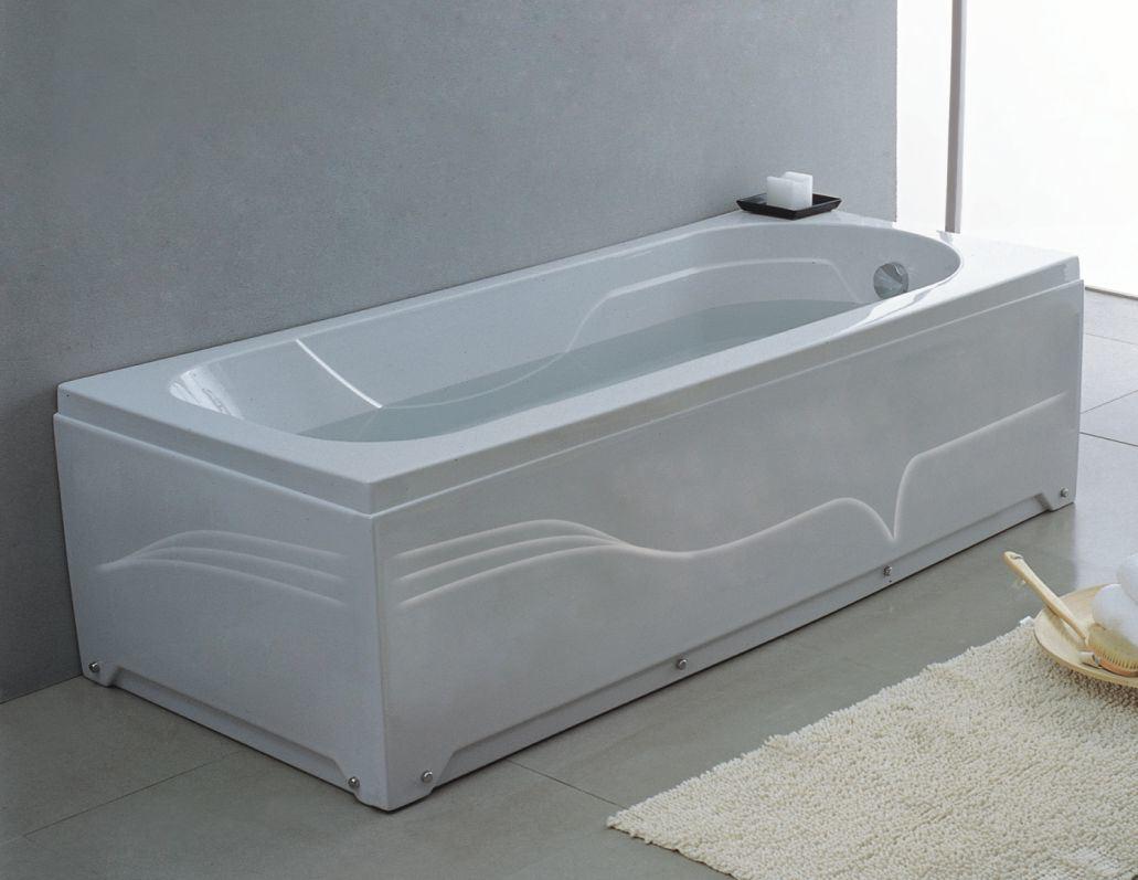 China Simple Bathtub Slt Yg 150q China Bathtub Simple