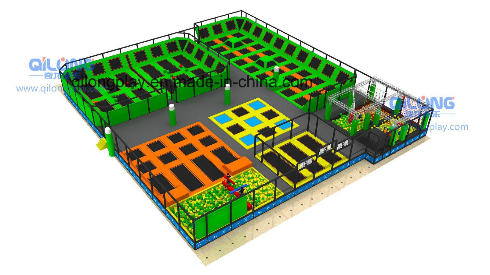 Big Discount Children Naughty Castle Indoor Playground (QL-A089)