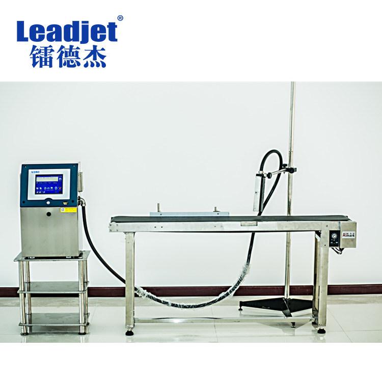 Automatic Industrial High Printing Speed Cij Inkjet Printer