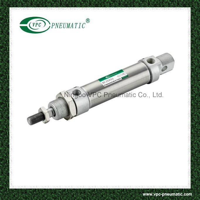 Mi Series ISO6432 Standard Air Cylinder Mini Pneumatic Cylinder