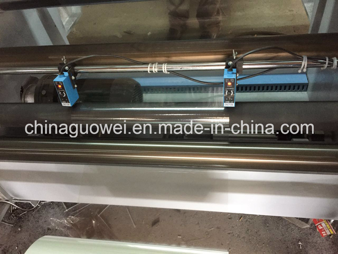 PLC Control High Speed Dry Laminating Machine for Plastic Film