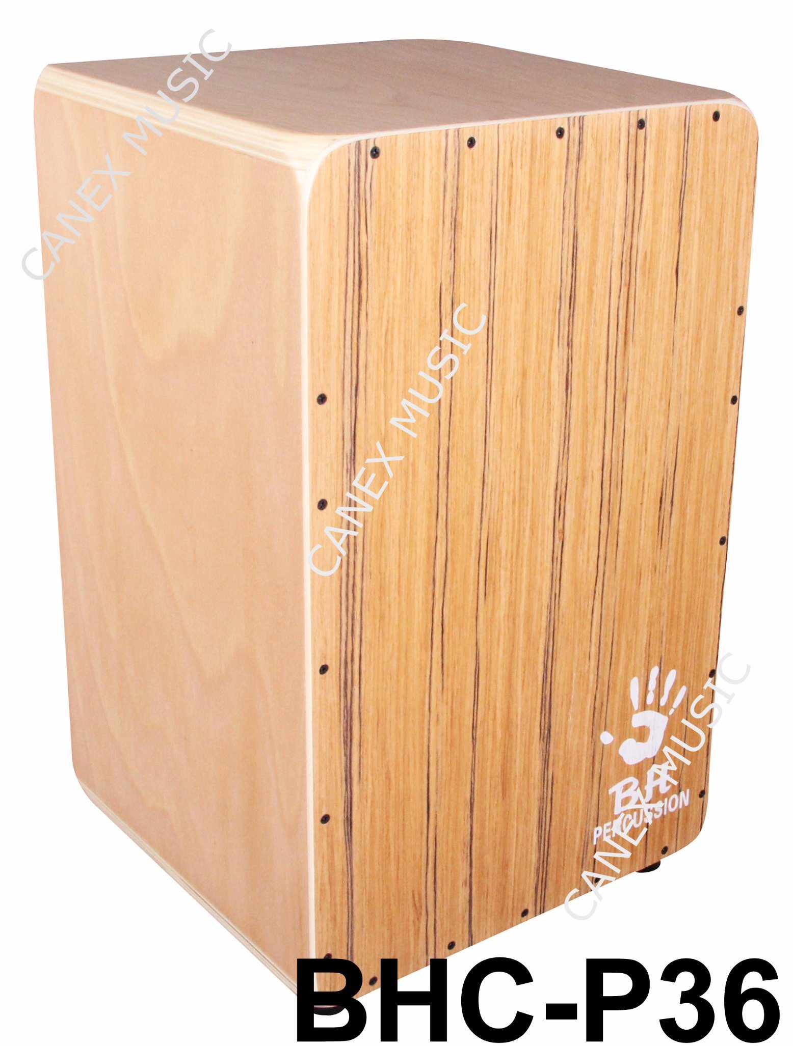 Popular Cajon/ City Cajon / Both Hands Cajon (BHC-P)
