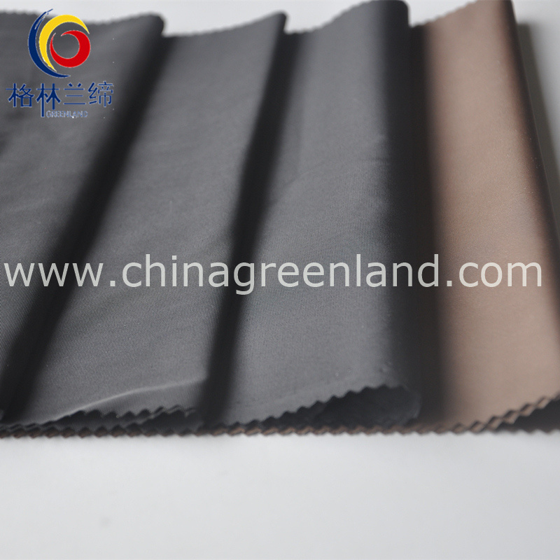 100%Polyester Oxford Memory Coating Fabric for Garment Textile (GLLNJFPP001)