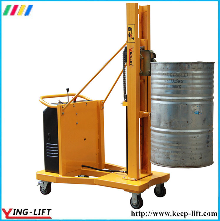 Counter Balance Electric Drum Stacker Dt280