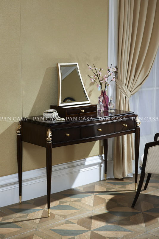 Classical Wooden Bedroom Furniture (MS-B6001b-2)