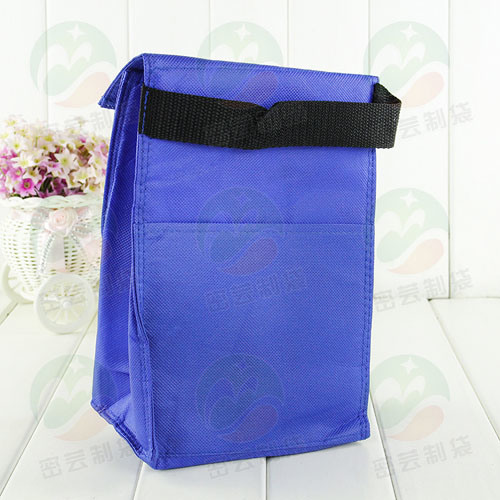 Non Woven Cooler Bag Customized with Logo M. Y. C. -002