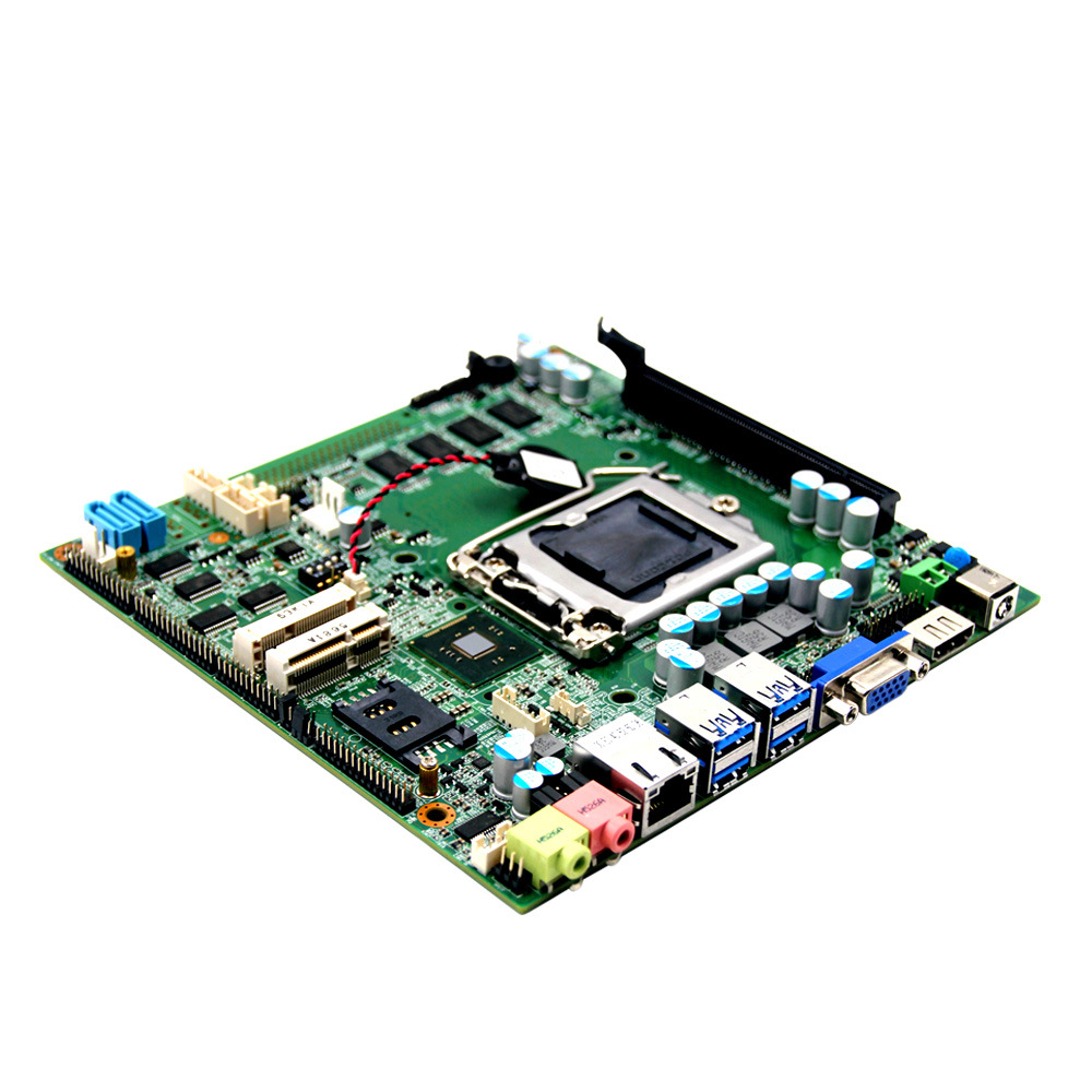 Support Intel I3/I5/I7 Processor LGA1150 Intel Chipset Mainboard H81 for Desktop Computer
