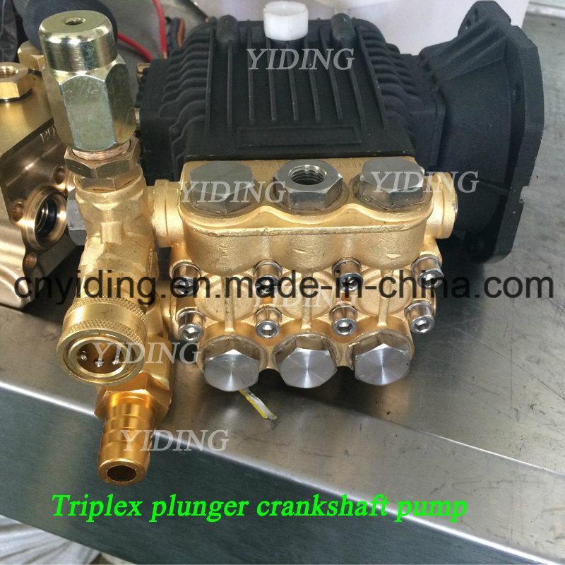 170bar 11L/Min Medium Duty Commercial Grade Gasoline High Pressure Cleaning Machine (HPW-QP700K)