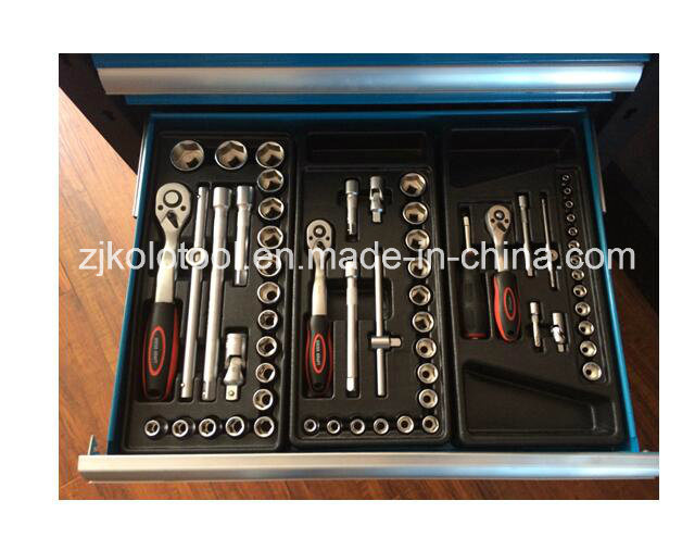Durable 7 Drawers Mechanic Hand Tool Storage Cart