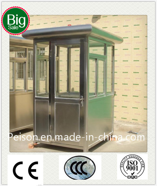 Economical Mobile Prefabricated/Prefab Guard House