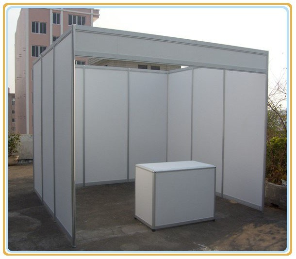 3*3m Standard Exhibition Booth for Trade Fair Display