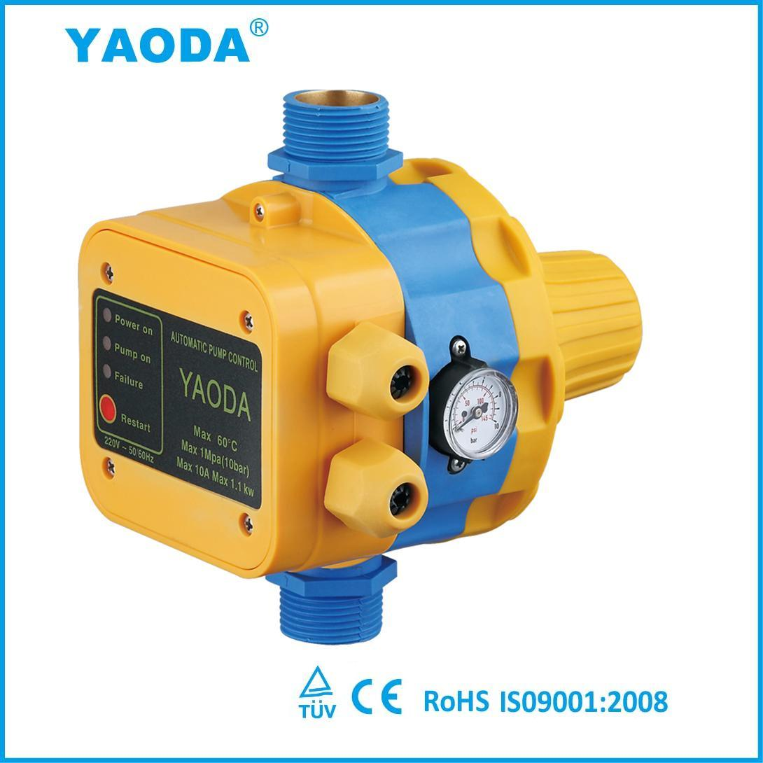 Automatic Electronic Pump Control for Water Pump (SKD-12)