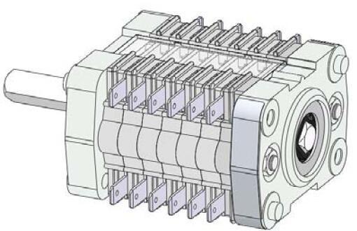 Flf10 Auxiliary Switch