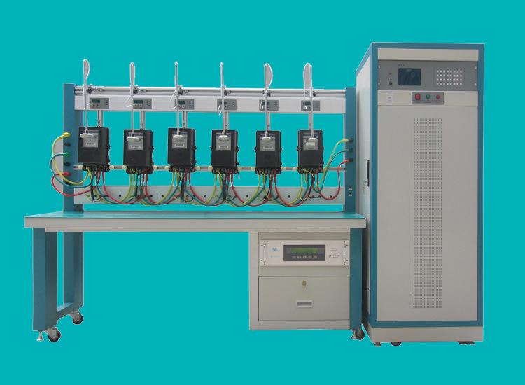 Three Phase Energy Meter Testing Bench