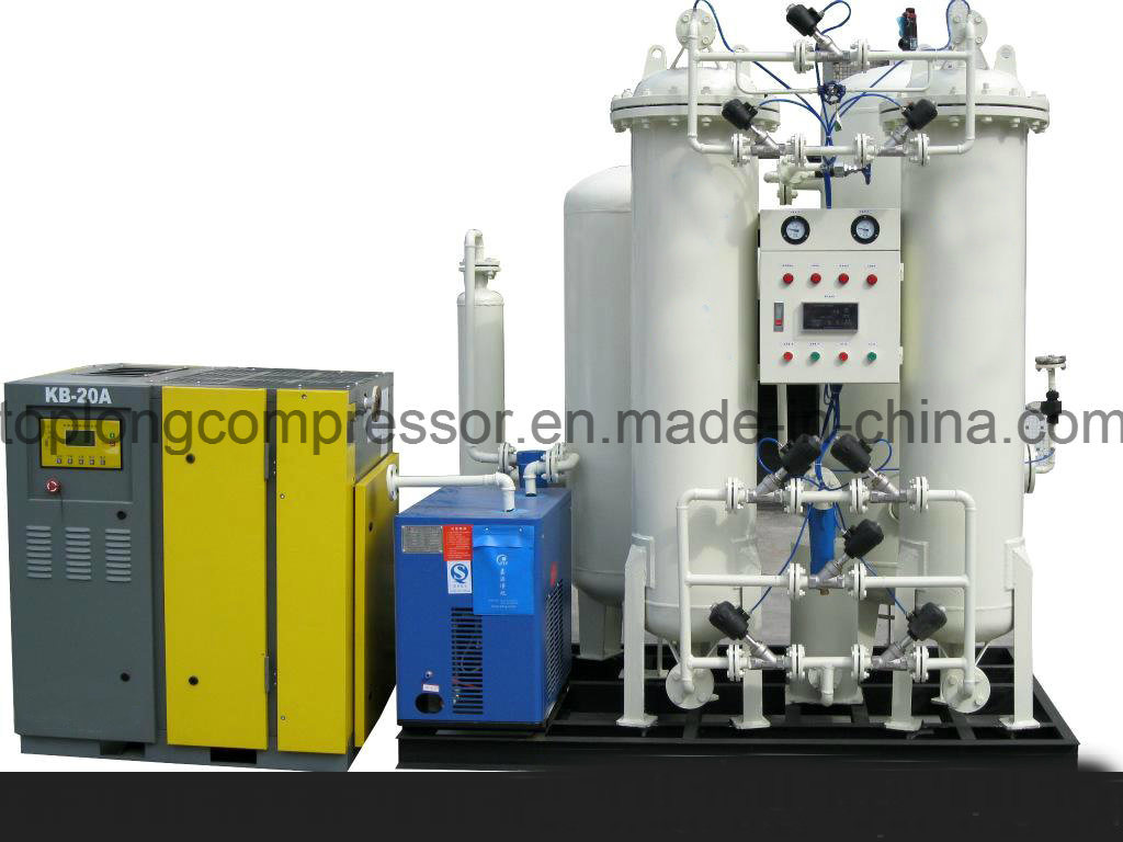 Industry Production with Good Quality Nitrogen Psa Generator (BPN99.99/50)