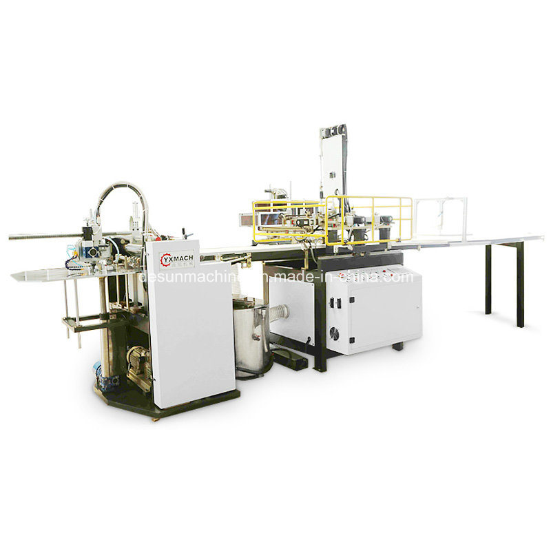 Yx-6418c Automatic Feeding, Gluing & Positioning Machine