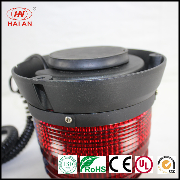 LED Warning Strobe Beacon Light/Traffic Emergency Signal Beacon for Police/Red Blue Security Alarm Rotator Lamp for Sale