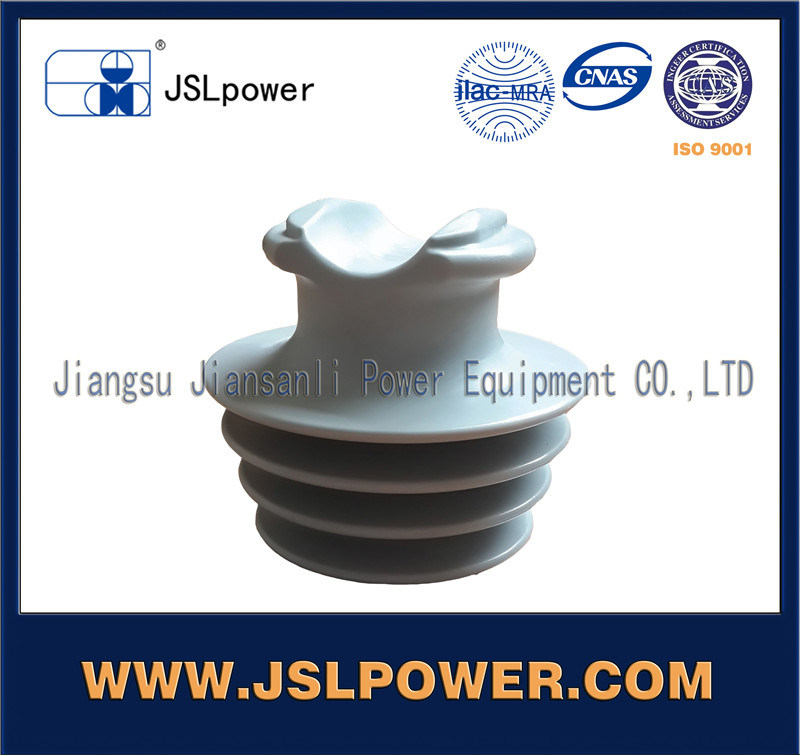 ANSI C29 F Neck Pin Type Modified Polyethylene HDPE Insulator