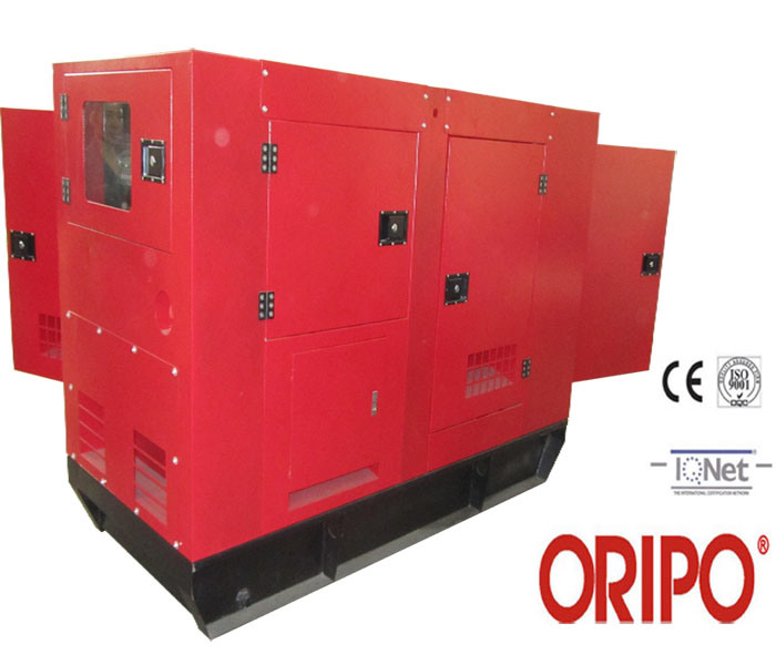 China Factory Price Silent Type Petro/Diesel/Gas Generator Set