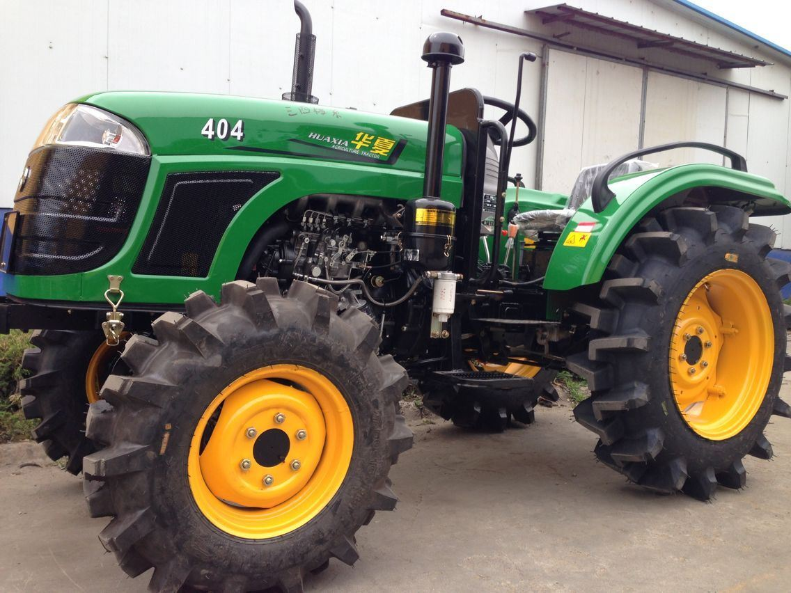 45HP 4WD Farming Tractor