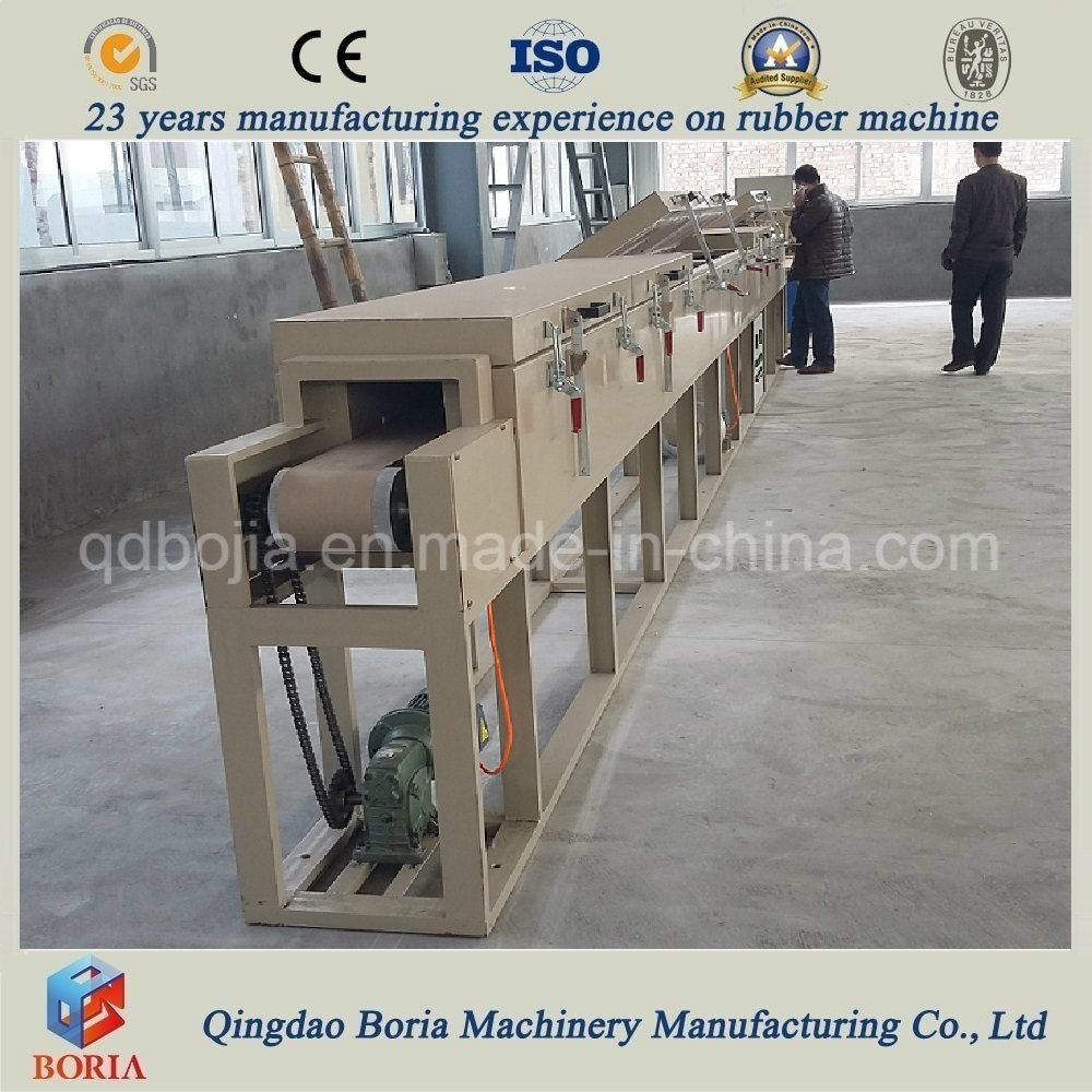 Hot Air Vulcanizing Machine Continuous Vulcanization Air Conditioning Rubber Hose Production Machine