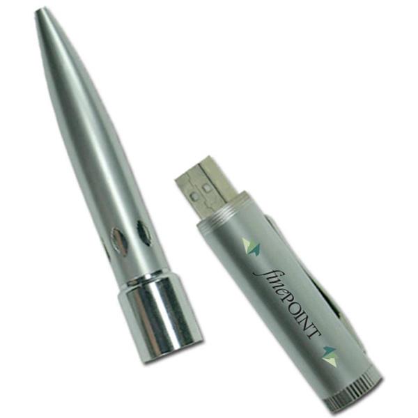 Gift Pen USB Flash Drive Custom Logo