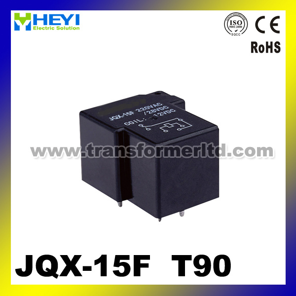 Jqx-15f Relay 30A 12V Power Relay