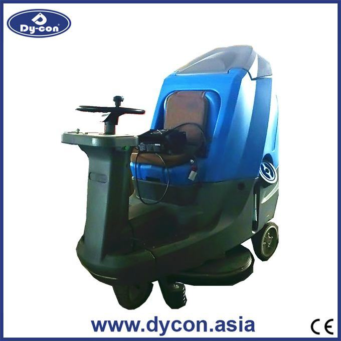 OEM Ride-on Floor Scrubbers with Ce