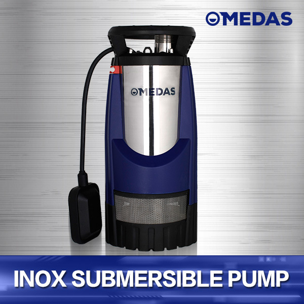 Stainless Steel Housing Multi-Stage Submersible Pump with Ce
