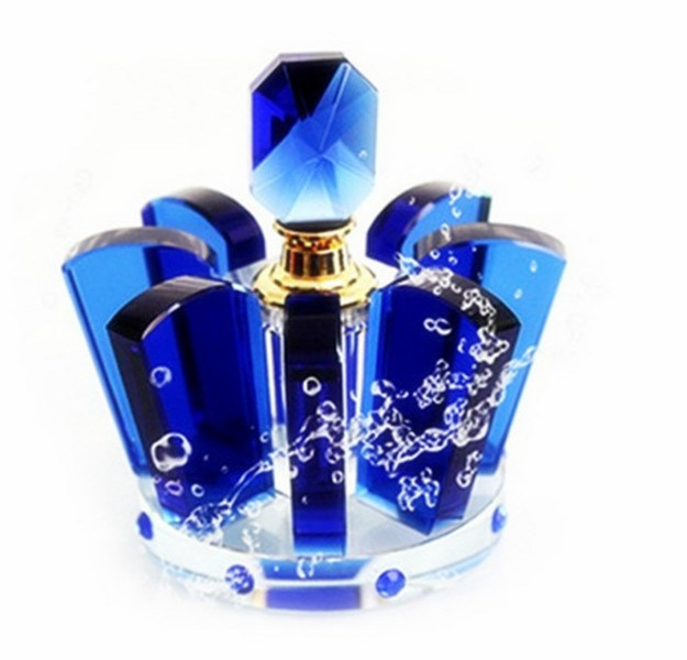 Beautiful Gift Custom Crystal Glass Perfume Bottle