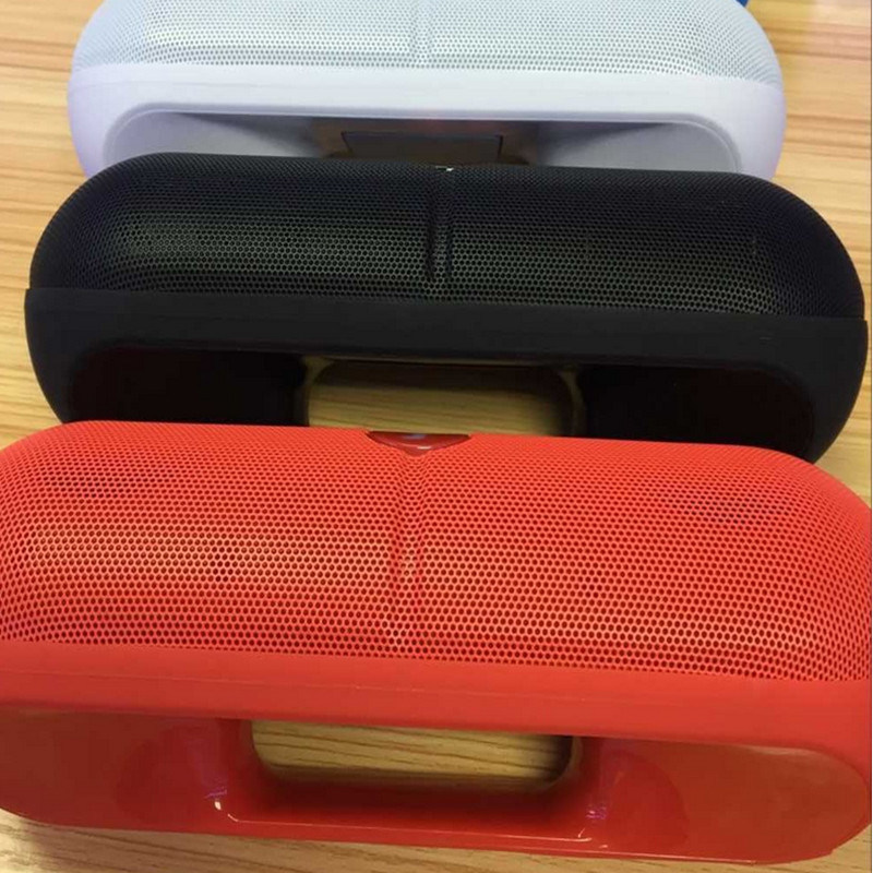 2016 New Hot Sale Stylish Portable Colorful XL Pill Bluetooth Speaker