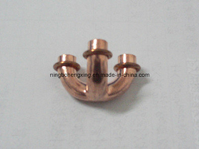 Copper Tripod with Solder Ring