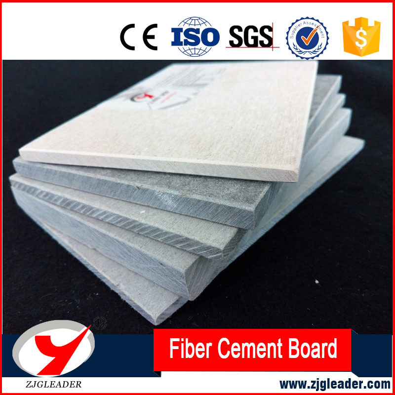 Wall Decoration Fireproof Fiber Cement Board