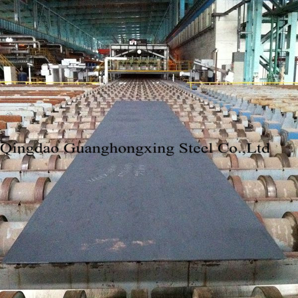 ASTM A36, Q235, S235jr, Q345, S355jr Hot Rolled Steel Plate