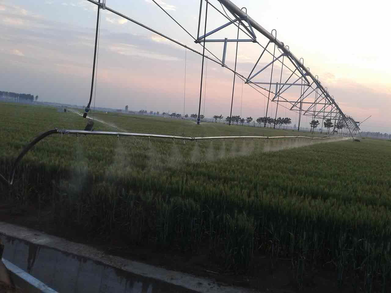 Irrigation and Plant Protection Combined Machine