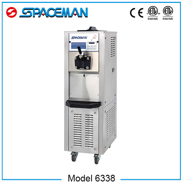 2016 Trending Products Spaceman One Flavors Frozen Yogurt Making Machine