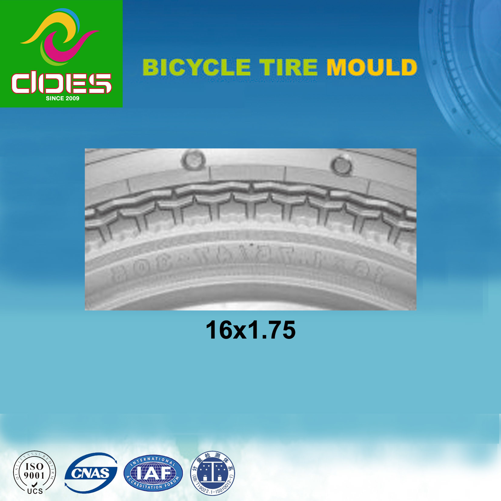High Quality Bicycle Tyre Mould