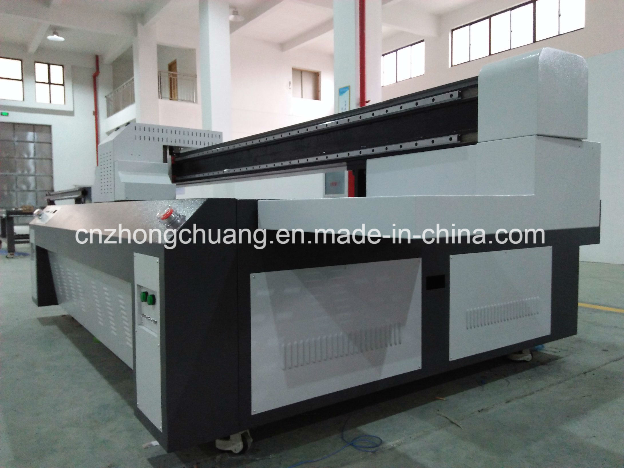 High Speed Flooring Panel UV LED Flatbed Printer