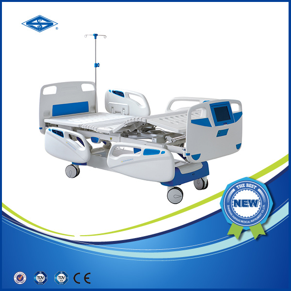 Cheap Multi-Function Electric ICU Hospital Bed with Ce (BS-868)