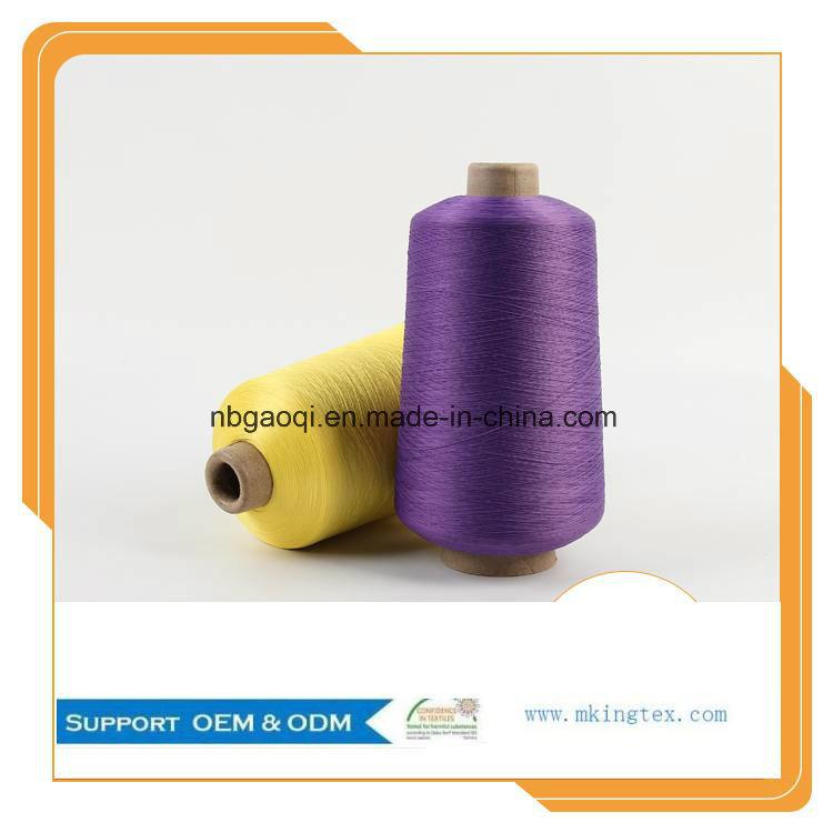 Dyed Nylon Yarn From Sock Knitting Yarn