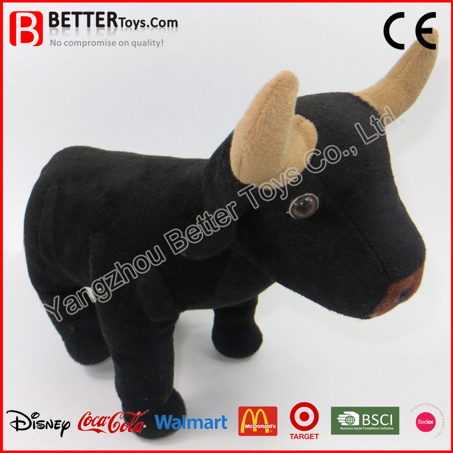 Children/Kids/Baby Plush Toy Stuffed Animal Buffalo