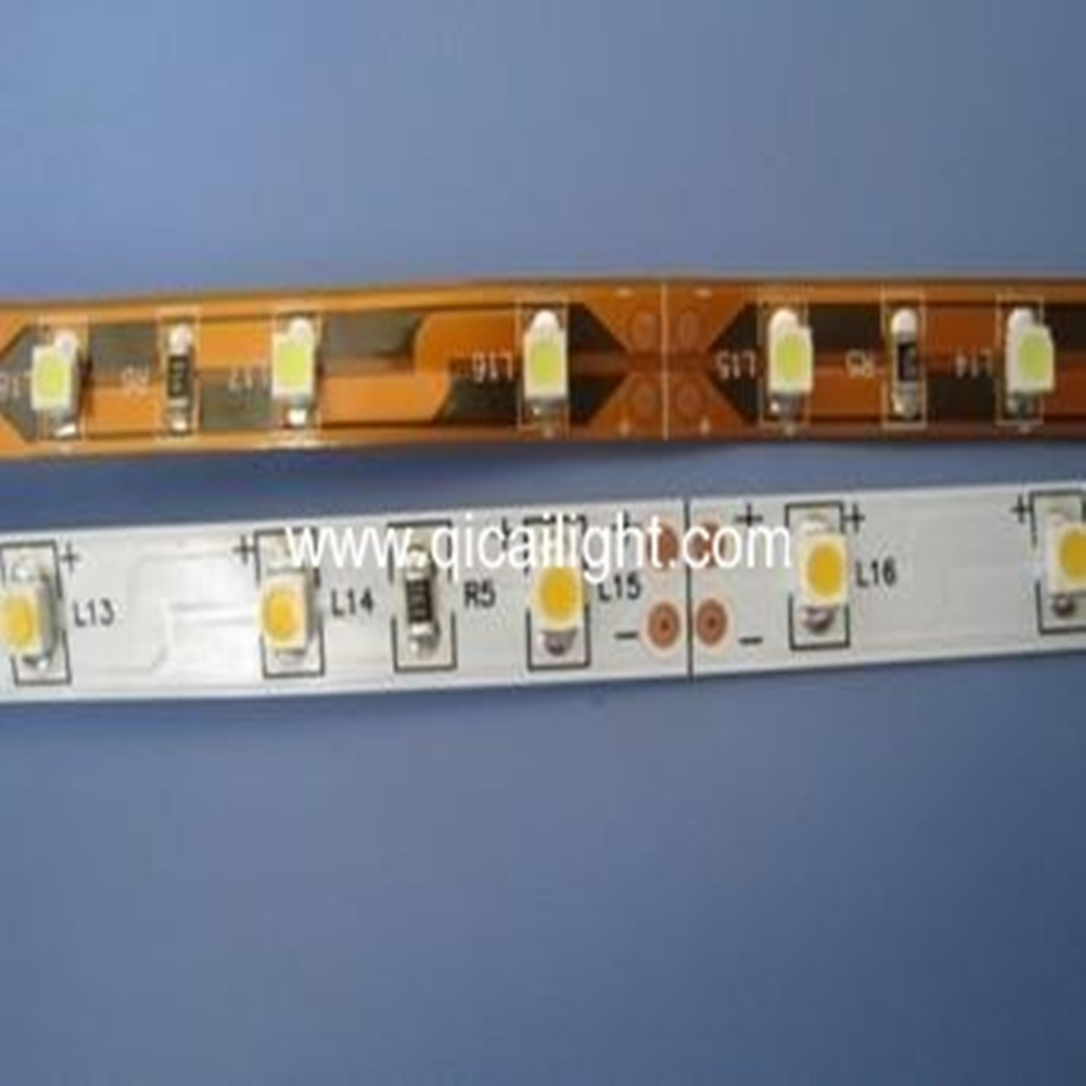 3528 LED Strip Light, Non-Waterproof, 60LED/M