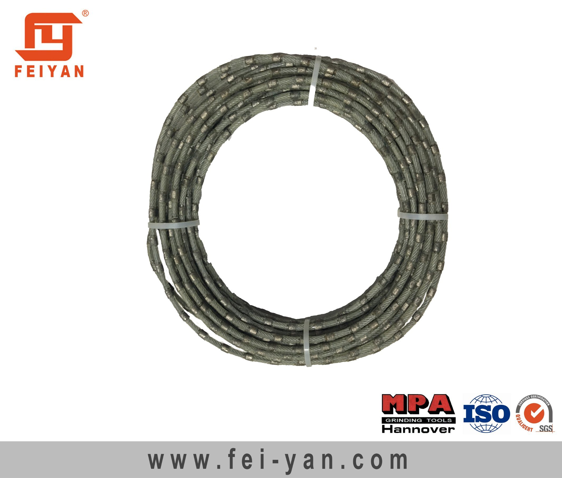 Diamond Multi Wires for Granite Slab Cutting