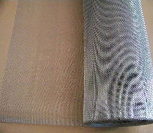 Galvanized Iron Window Screen Mosquito/Fly/Insect Prevention Window Screen
