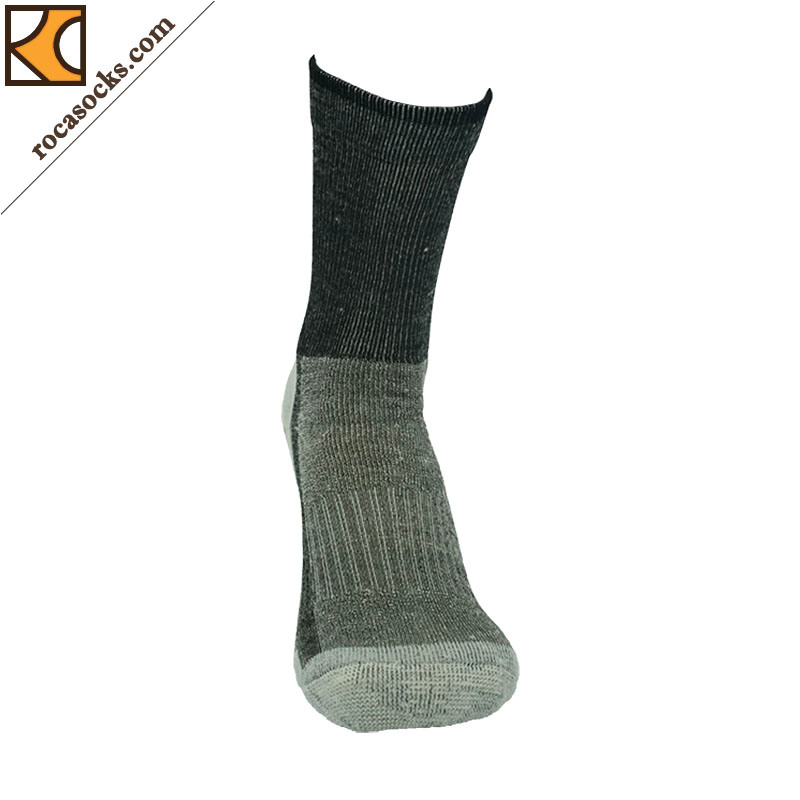 Men′s Outdoor Merino Wool Light Socks (162012SK)