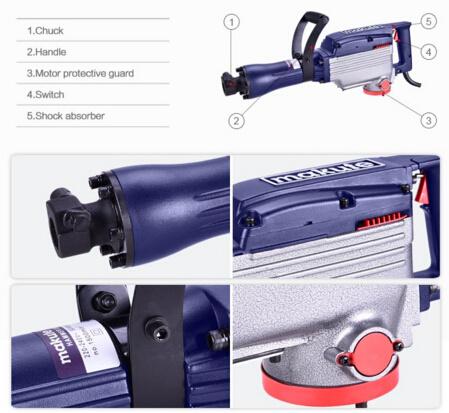 Break Hammer Hand Tools (DH65)