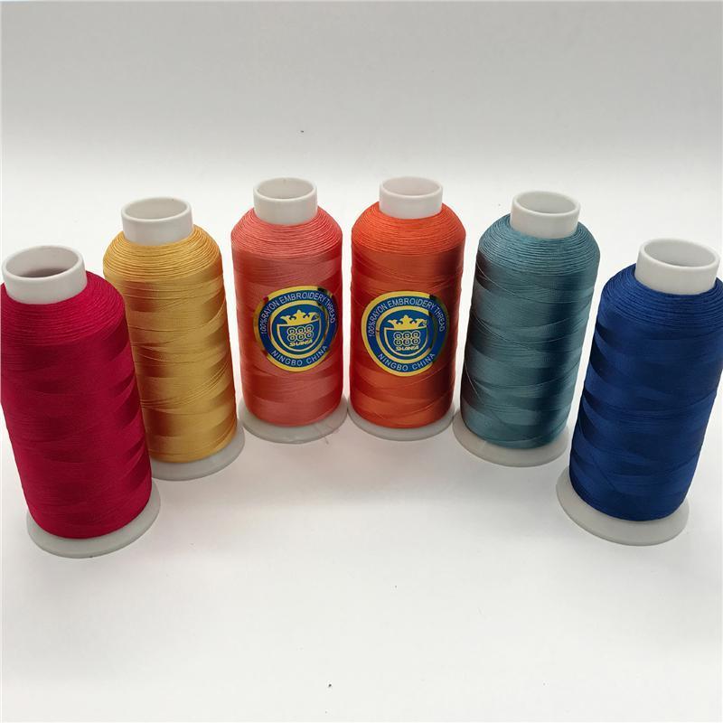 Shanfa High Quality Rayon Embroidery Thread