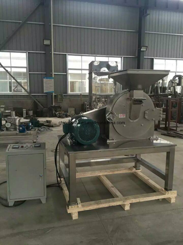 Wf Series Gypsum Dust Absorption Grinder & Grinding Machine