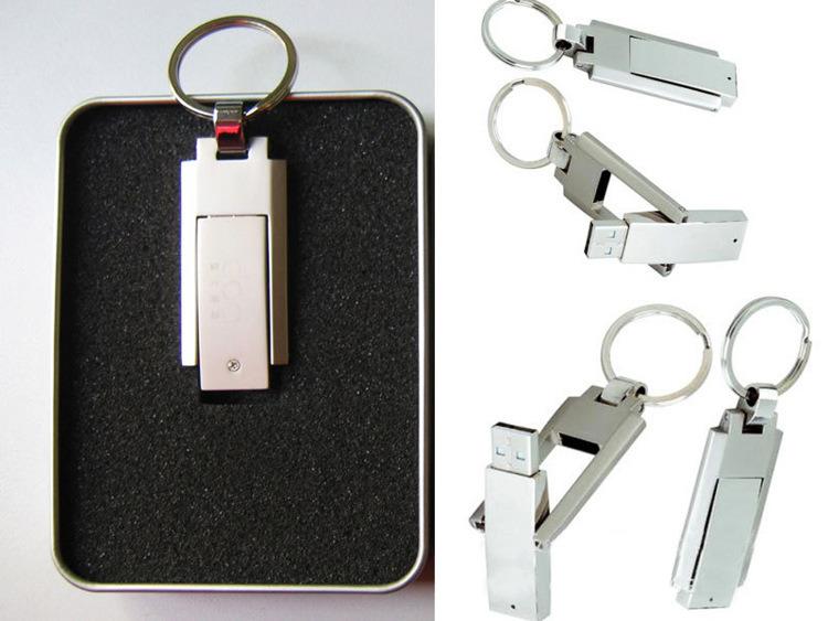 Rotatable USB Flash Disk